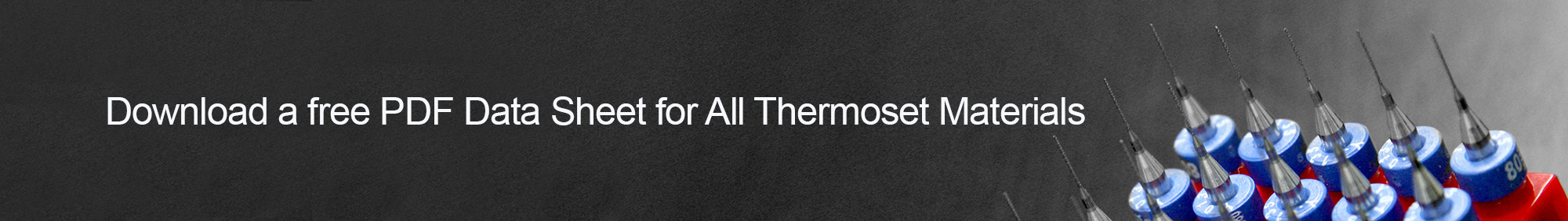 thermoset materials data sheet